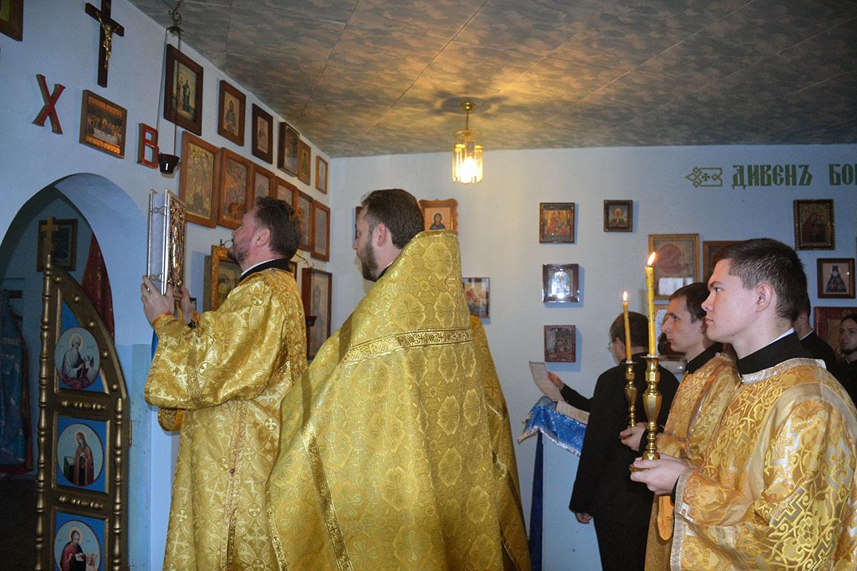 """В пензенских исправительных колониях и СИЗО началась """"Неделя молитвы"""""""