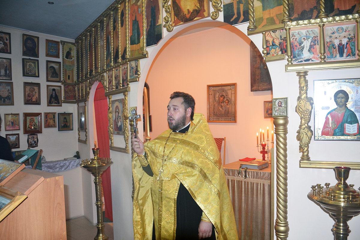 Неделя молитвы в ИК-1